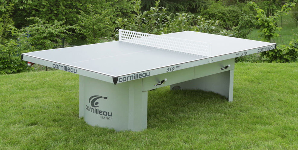 table de ping pong achat